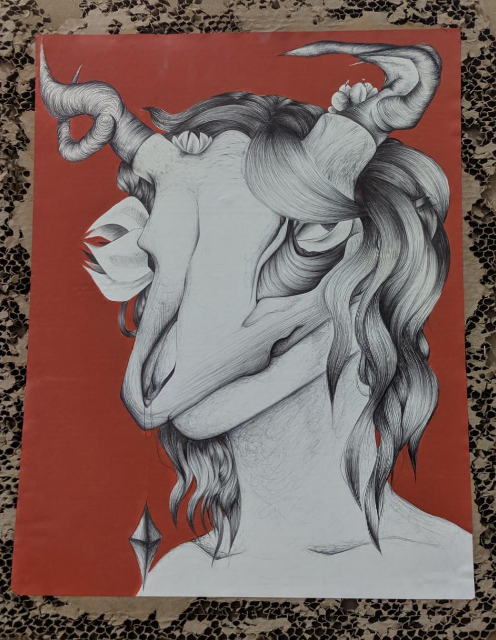 Art by Mia Gority
