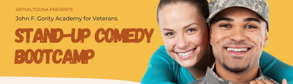 Comedy Bootcamp Banner